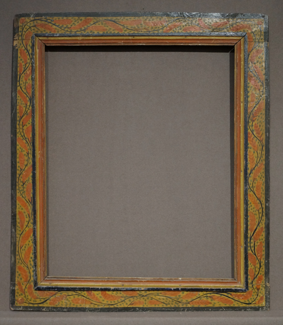 Painted-frame